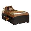 Sonoma Captain's Platform Bed