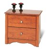 <strong>Monterey 2 Drawer Nightstand</strong> by Prepac