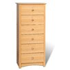 Prepac Sonoma 6 Drawer Lingerie Chest