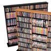 <strong>Triple Width Multimedia Storage Rack</strong> by Prepac