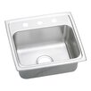 "<strong>Elkay</strong> Pacemaker 19"" x 18"" Gourmet Single Bowl Kitchen Sink"