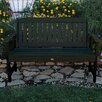 Highwood USA Lehigh Synthetic Wood Garden Bench