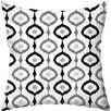 Checkerboard, Ltd Ikat Throw Pillow