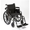 "Roscoe Medical Reliance III 16"" Standard Wheelchair"