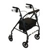 Roscoe Medical Z600 Rollator with Padded Seat