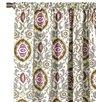 Lautner Rod Pocket Curtain Panel