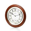 "<strong>14"" William Wall Clock</strong> by Bulova"