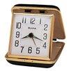 Bulova Reliable II Travel Clock