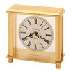 <strong>Cheryl Mantel Clock</strong> by Bulova