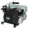 Hitachi 2 Gallon 1.5 HP Twin Stack Air Compressor