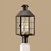 <strong>Norwell Lighting</strong> American Heritage 3 Light Outdoor Post Lantern
