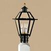 "Norwell Lighting Lexington 3 Light 9"" Outdoor Post Lantern"