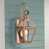 Norwell Lighting Old Colony 1 Light Outdoor Wall Lantern