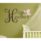 Butterfly Dreams Wall Decal