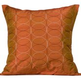 Olympic Decorative Pillow in Orange
