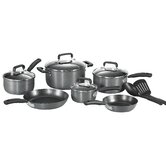 Signature Hard Anodized 12-Piece Cookware Set