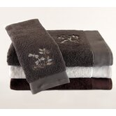 Dragonfly Embroidered Towel Set