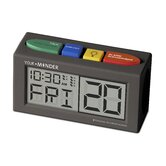 Interactive 6 Personalized Alarm Reminder Clock