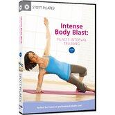Intense Body Blast Pilates Interval Training Level 1 DVD