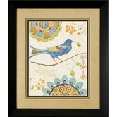 Eastern Birds I / II Framed Art (Set of 2)