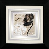 Lux / Flores Framed Art (Set of 2)