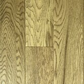 "Hand-Sculpted 5"" Engineered Oak in Ivory"