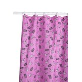 David & Goliath Shower Curtains