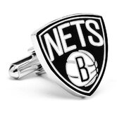 NBA Brooklyn Nets Cufflinks