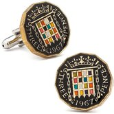 Penny Black 40 Cuff Links