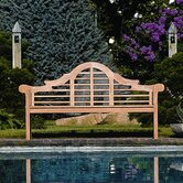 Kingsley Bate Garden Benches