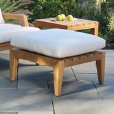 Mendocino Deep Seating Ottoman with Cushion