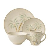 Everyday Palm 16 Piece Dinnerware Set