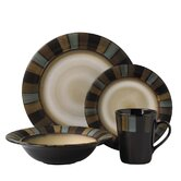 Cayman 16 Piece Dinnerware Set