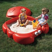 Crabbie Sandbox