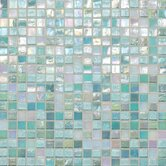 City Lights Mosaic Blend Field Tile in South Beach