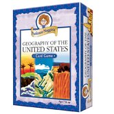 Geography of The United States Card Game