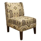 Wingback Parsons Side Chair