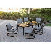 Eclipse 7 Piece Dining Set