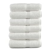 Luxury Hotel and Spa Hand Towel (Set of 6)