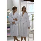 Luxury Hotel and Spa Terry Cloth 100% Turkish Cotton Unisex Bathrobe