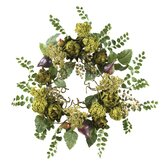 20&quot; Artichoke Floral Wreath