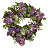 20&quot; Hanel Lilac Wreath