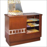 Hardwood Concession Counter