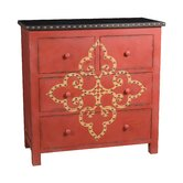 Scarlett Medallion Chest