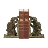 Turtle Tower Bookend (Set of 2)