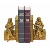 Pair Jester Bookends