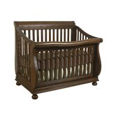 Cape Cod 4 Piece Crib Set w/ Dresser and Hutch