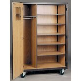Ironwood Classroom Storage