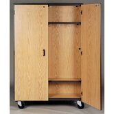 4000 Series Coat Storage Mobile Cabinet