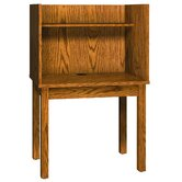 Library 3000 Wooden Single Study Carrel